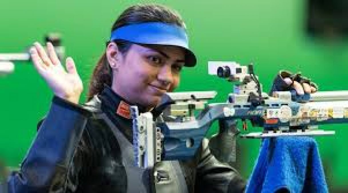 ISSF World Cup: Apurvi and Deepak won the gold medal