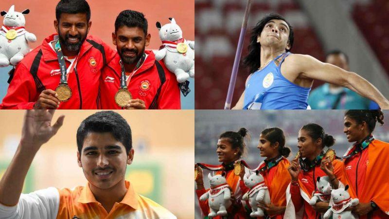 18वें एशियाई खेलों में भारत ने पहली बार दिखाए ये 12 कारनामे