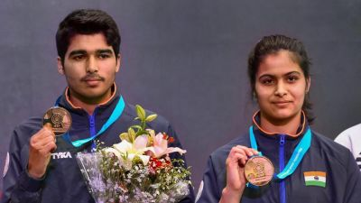 ISSF World Cup: This Indian duo won the fifth gold medal for the country