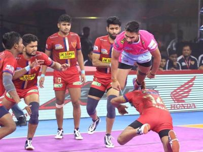 PKL 2019: Dabang Delhi defeated Jaipur Pink Panthers
