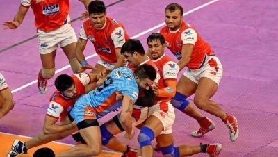 PKL: बंगाल वॉरियर्स की अपने घर में पहली हार, हरियाणा ने दी 36-29 से मात