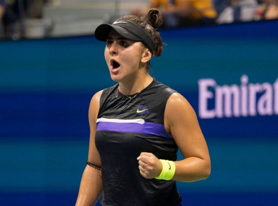 US Open 2019: Canada's Bianca Andreescu reaches semi-finals