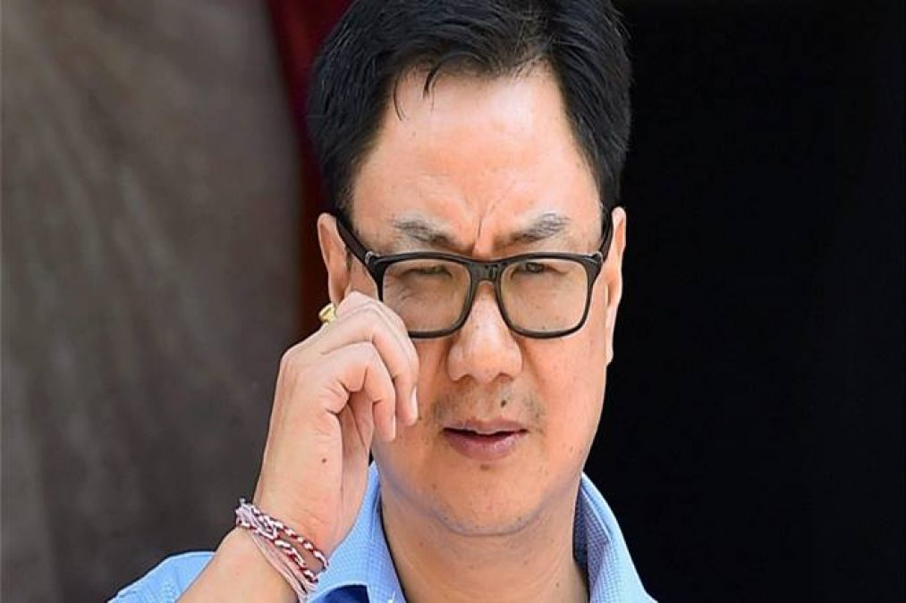 A coach molested swimmer, Sports minister assures strict action