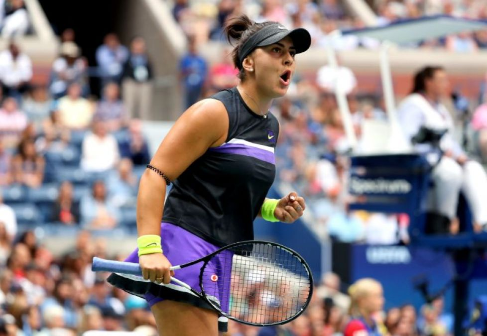 US OPEN: 19-year-old Bianca created history by defeating Serena Williams