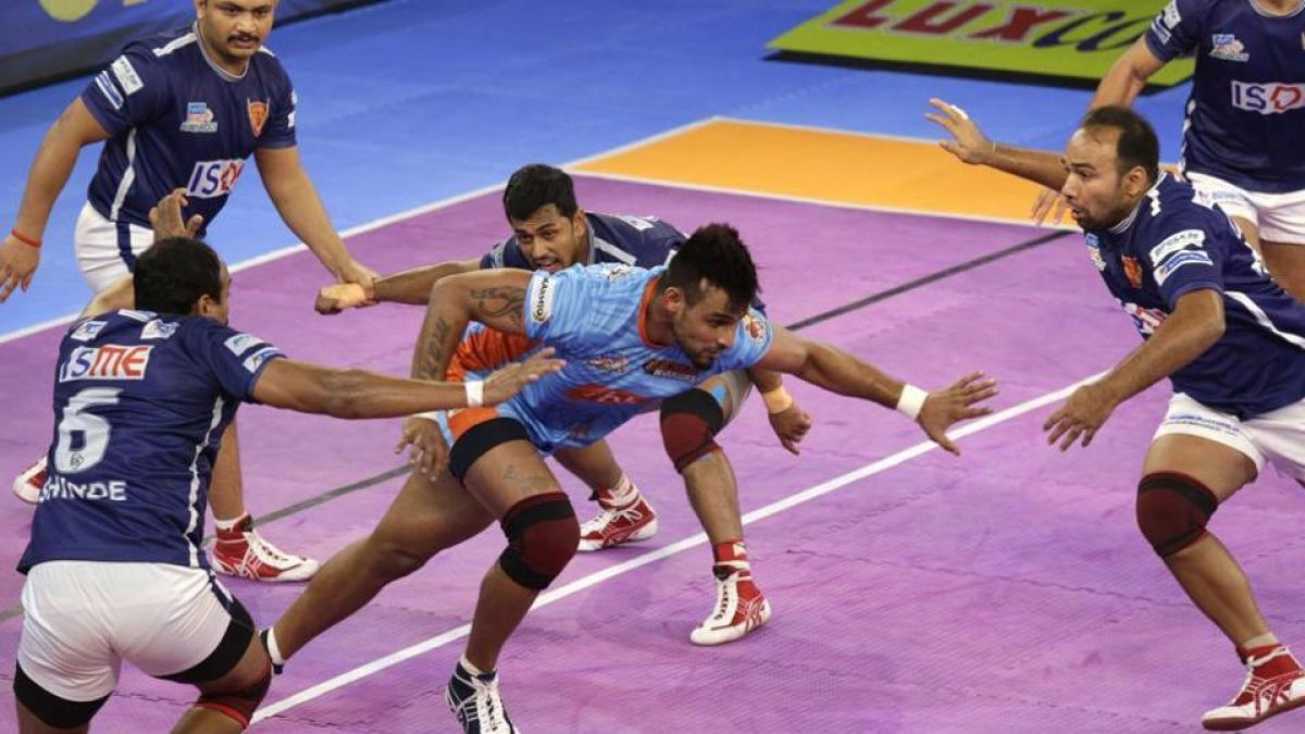 PKL 2019: Bengal and Gujarat play out tight draw