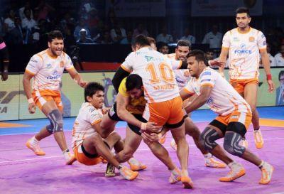PKL: पुणेरी पल्टन ने तेलुगु टायटन्स को  42-37 से हराया