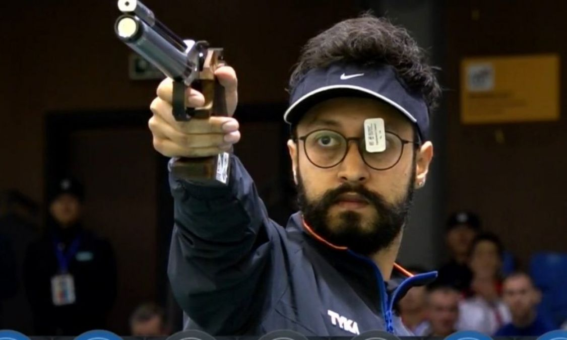 Gold medalist shooter Abhishek Verma is using it to prepare for the Olympics