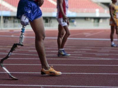The government sacked Paralympic Committee