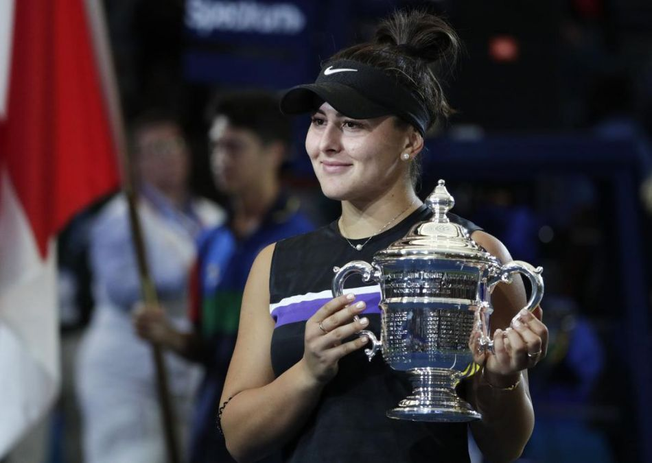Winner of US Open Bianca said this on her future after her victory
