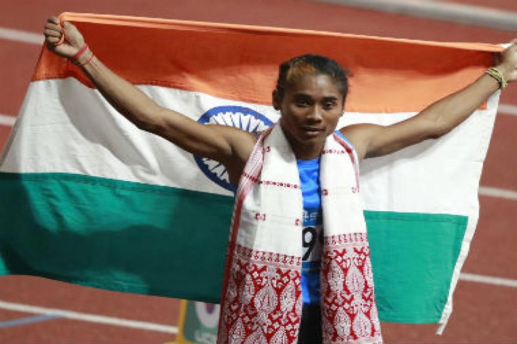 World Athletics Championships: Hima Das could not qualify for the championship