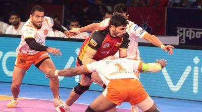 PKL: बेंगलुरु बुल्स ने पुणेरी पलटन को 24-20 से हराया