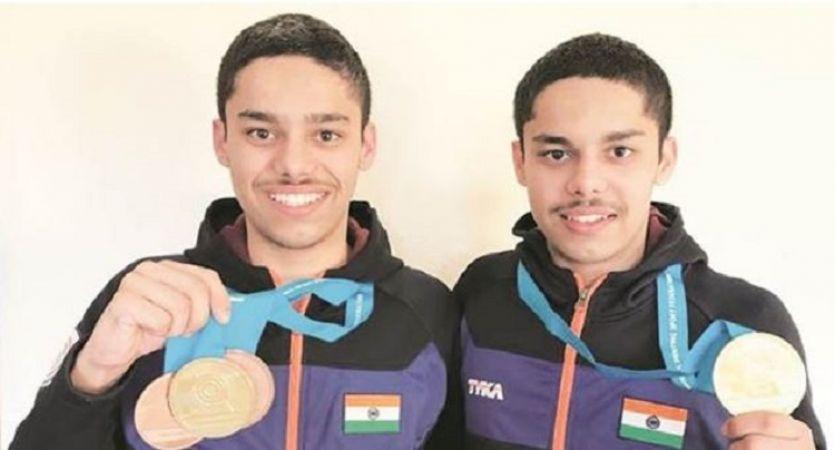 शूटिंग वर्ल्ड चैंपियनशिप जूनियर में भारत को दो और स्वर्ण