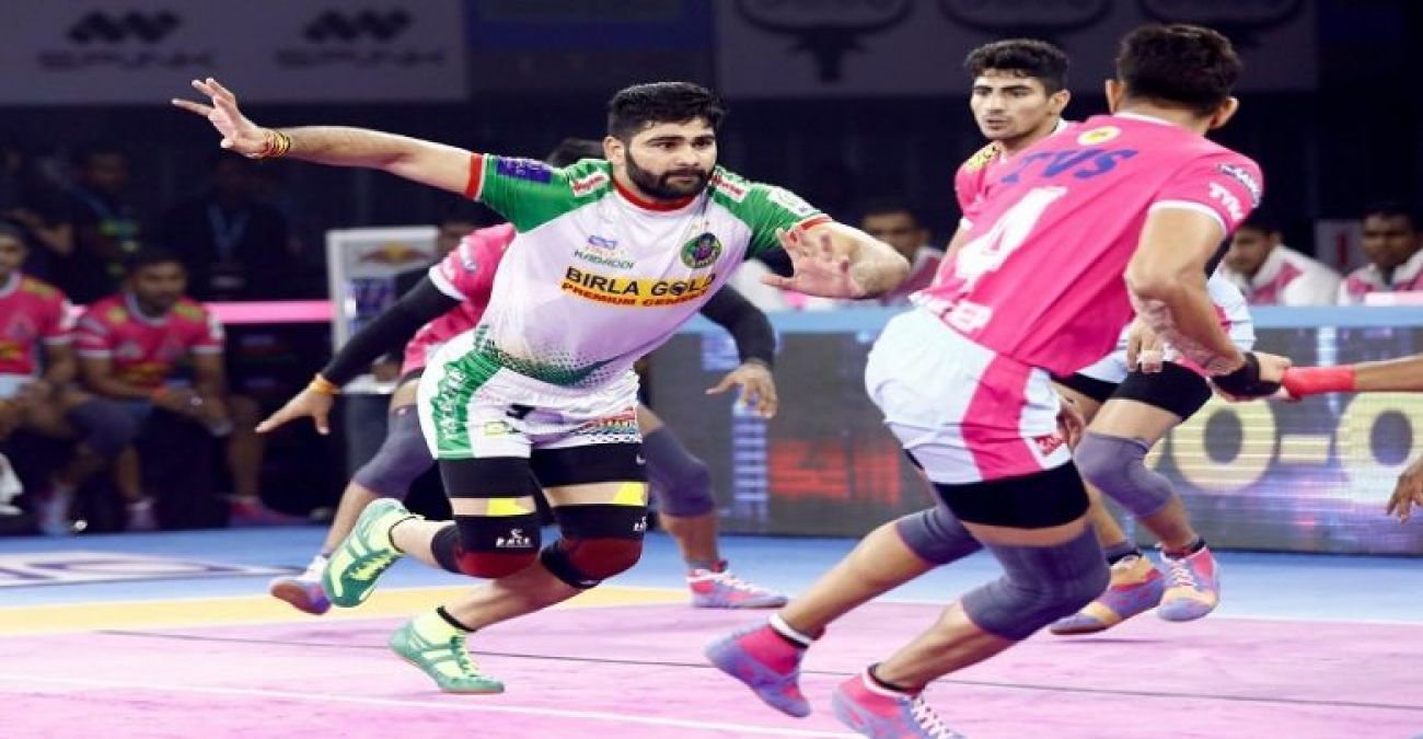 PKL 2019: Patna Pirates record second consecutive win