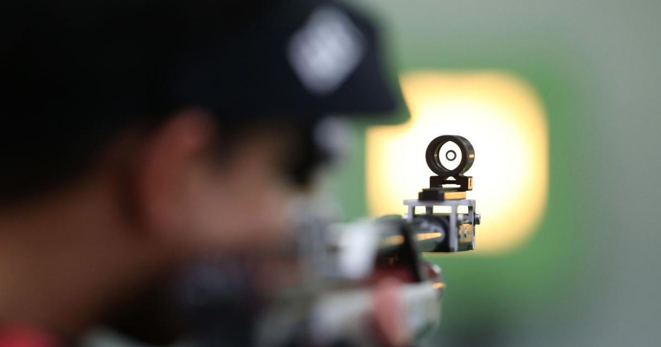 National Shooting Trials: This player won a gold medal