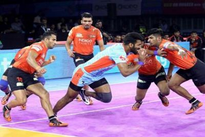 PKL 2019: Bengal Warriors defeat U Mumba in a close match