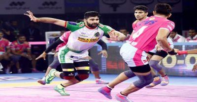 PKL 2019 :  पटना पाइरेट्स की लगातार दूसरी जीत