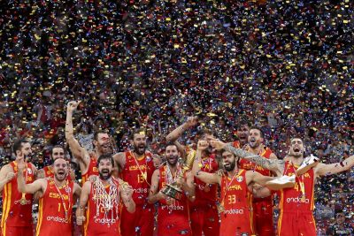 बास्केटबॉल विश्व कप : स्पेन ने अर्जेन्टीना को शिकस्त देकर जीता विश्व कप
