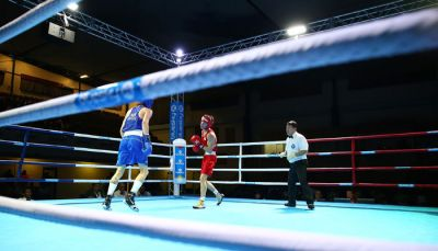 World Men Boxing Championship:  This Asian medalist made it to pre-quarterfinals