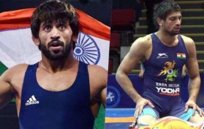World Wrestling Championship: Bajrang Punia and Ravi Kumar seal Olympic quota