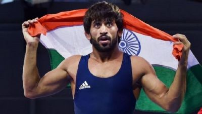 Bajrang Punia created history, became the first Indian wrestler to achieve this feat