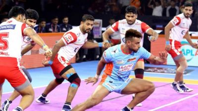 PKL 2019: Bengal Warriors defeat Haryana Steelers
