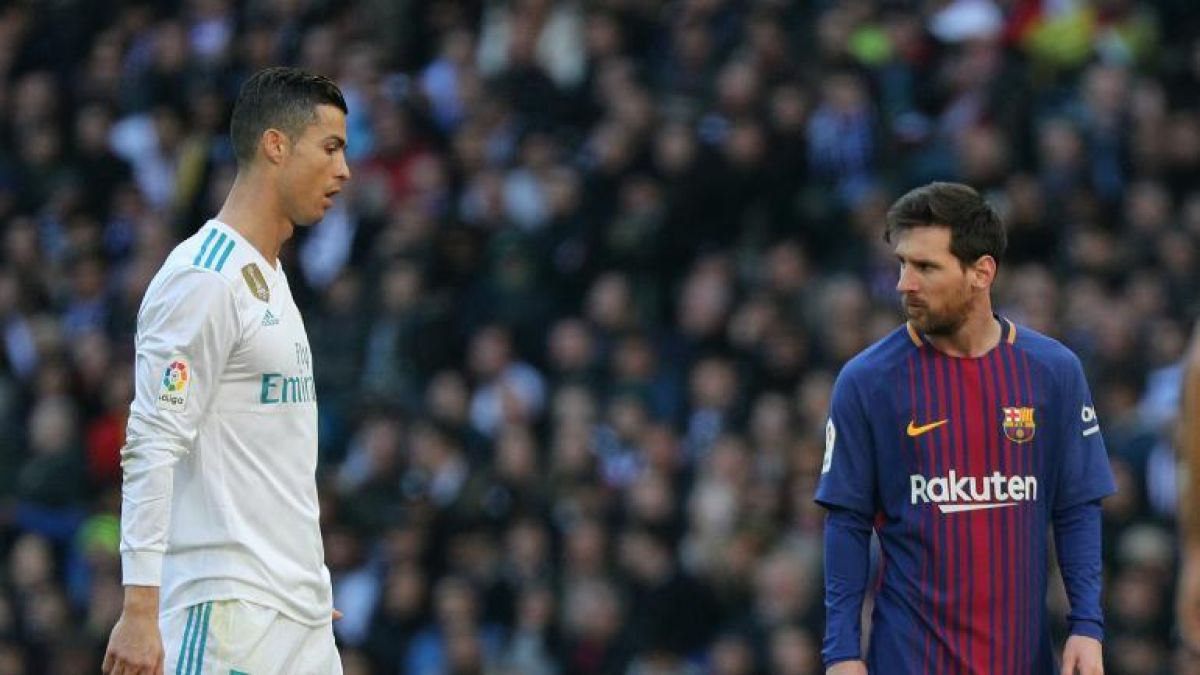 Cristiano Ronaldo said this about Lionel Messi