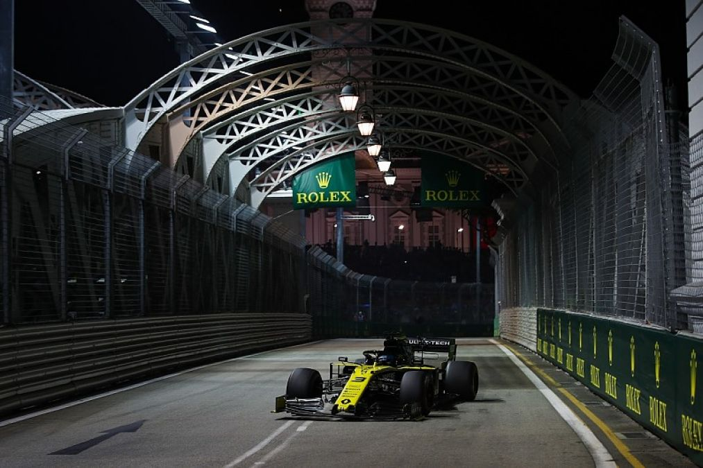 Formula 1 Singapore Grand Prix 2019: Now the wait is over, the race will start soon