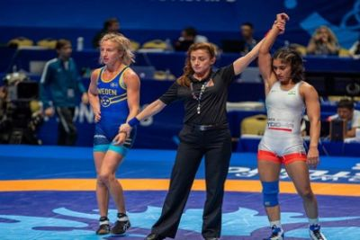 Vinesh Phogat revealed this after her victory in the World Wrestling Championship