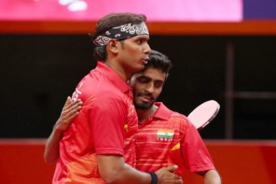 Asia Table Tennis Championship: G Sathiyan and Achant Sharath pair enters in quarterfinals
