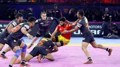 PKL 2019: U Mumba register big win over Gujarat Fortunegiants