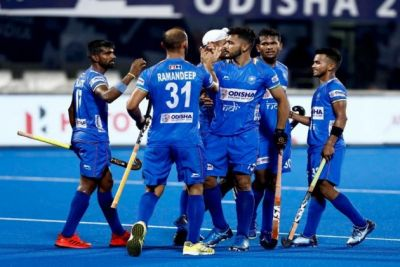 Hockey India announced the team for the tour of Belgium