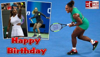 Birthday Special: Serena Williams has won 23 Grand Slam titles so far in her career