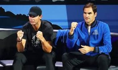 Laver Cup: Rafael Nadal and Roger Federer become coaches of this legendary player