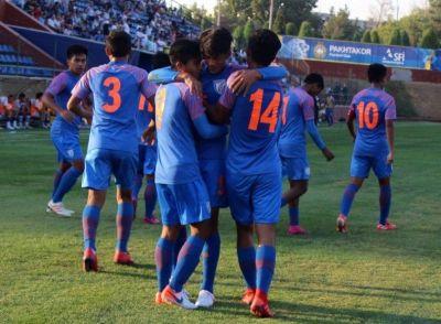 जूनियर फुटबाल: भारत ने एएफसी अंडर-16 चैम्पियनशिप के लिए किया क्वालीफाई
