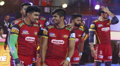 PKL 2019: Bengaluru beat U Mumba and Jaipur defeated Titans