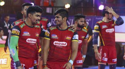 PKL 2019 : बेंगलुरु ने यू मुंबा और जयपुर ने टाइटंस को दी शिकस्त