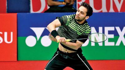 Korea Open: P Kashyap lost in semifinal