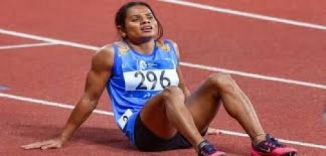 World Athletics Championship: Dutee Chand's poor performance, out of competition