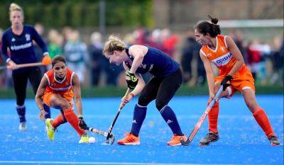 Women's Hockey: Gurjit Kaur's goal gives India victory