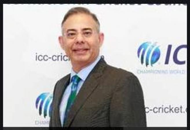 Football giants Manchester United Manu Sawhney taken up his post as ICC chief executive टुडे