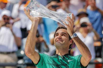 Roger Federer jumped up and secure 4th position in Association of Tennis Professionals ranking