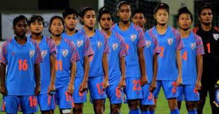 Indian Women's football team to play match in Uzbekistan