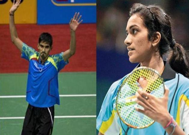 In Miami Malaysian Open, Srikanth enter into quarterfinal, PV Sidhu loses