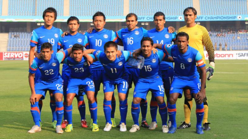 The Indian football team will play in King's Cup in Thailand