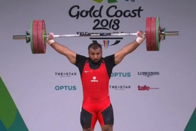 CWG 2018: Weightlifter Pradeep Singh bagged the silver medal