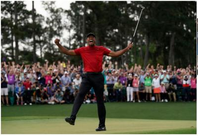 Tiger Wood wins 15th Major Masters Title, even after 11 years of comeback