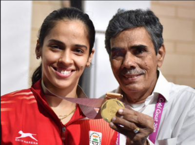 CWG 2018: Saina Nehwal after winning perfect gold for India