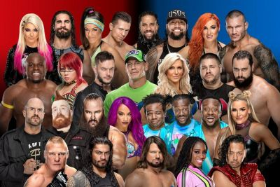 All you need to know about WWE Superstar Shake-up 2018