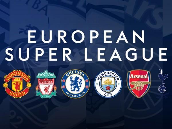 नई यूरोपीय सुपर लीग जल्द ही शुरू करेंगे ये 12 क्लब