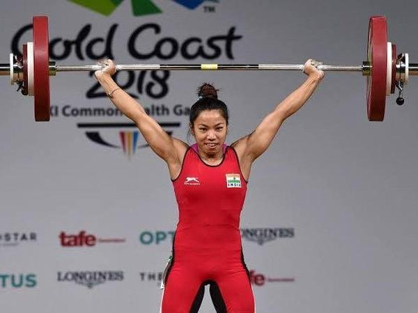 Mirabai Chanu misses bronze by a whisker in Asian Weightlifting Championship